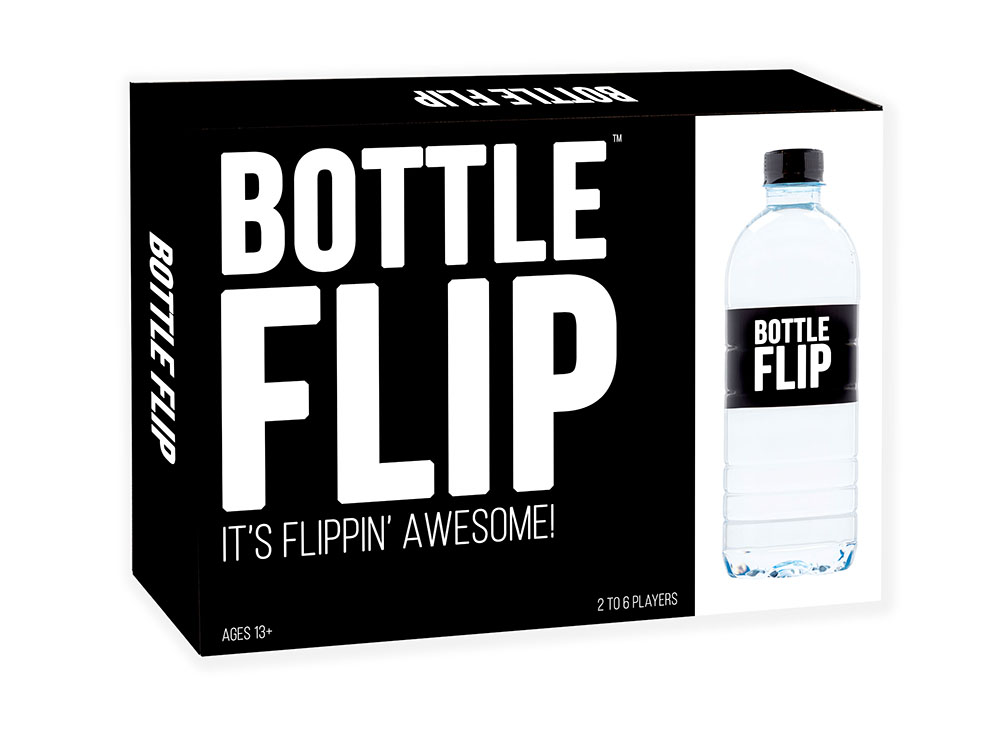 Bottle Flip Box Exterior